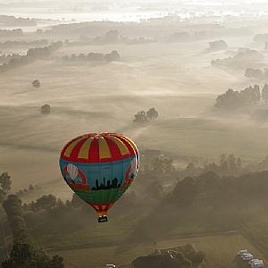 luchtballon diner